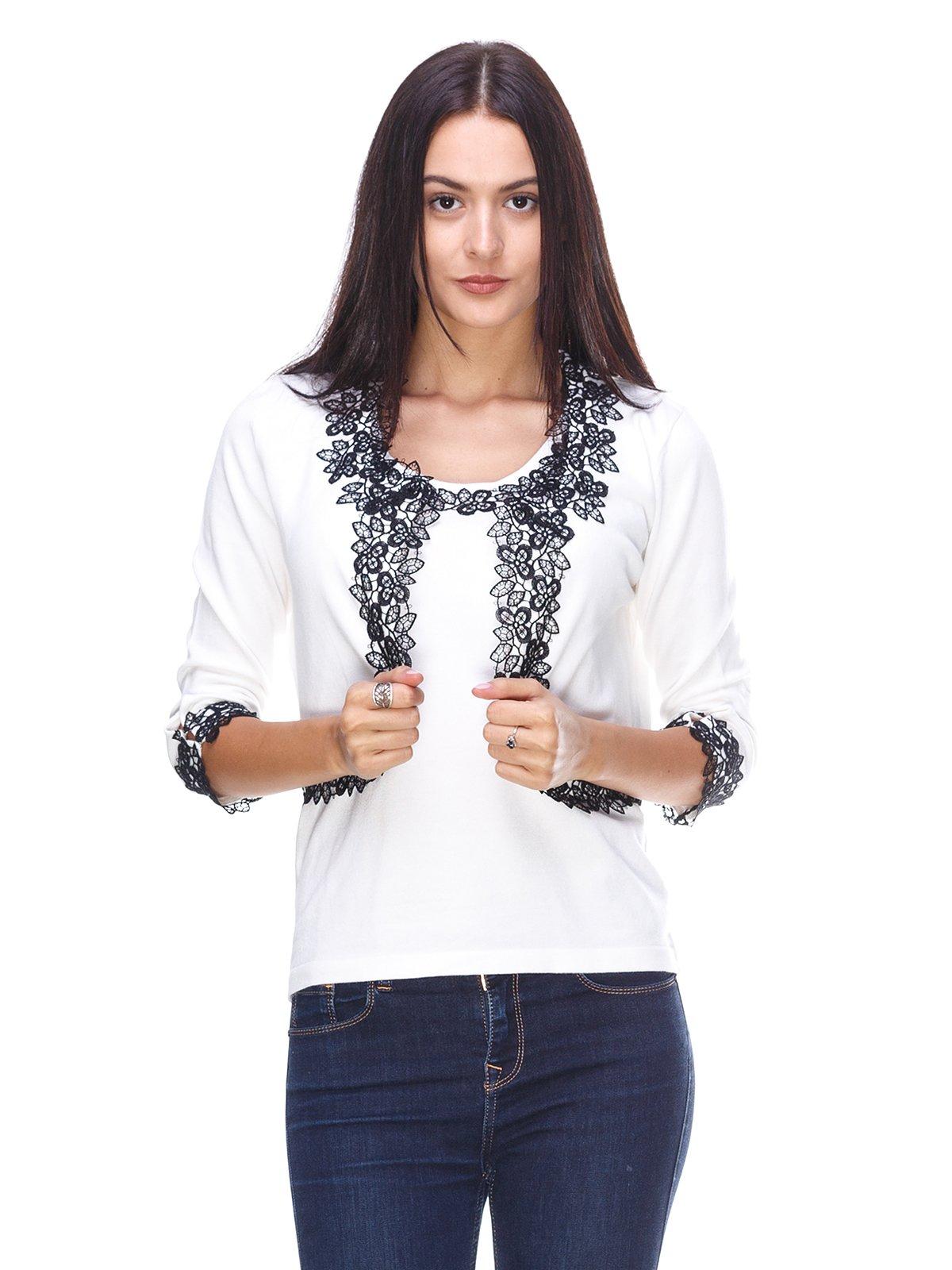 Комплект: болеро и блуза | 2316629