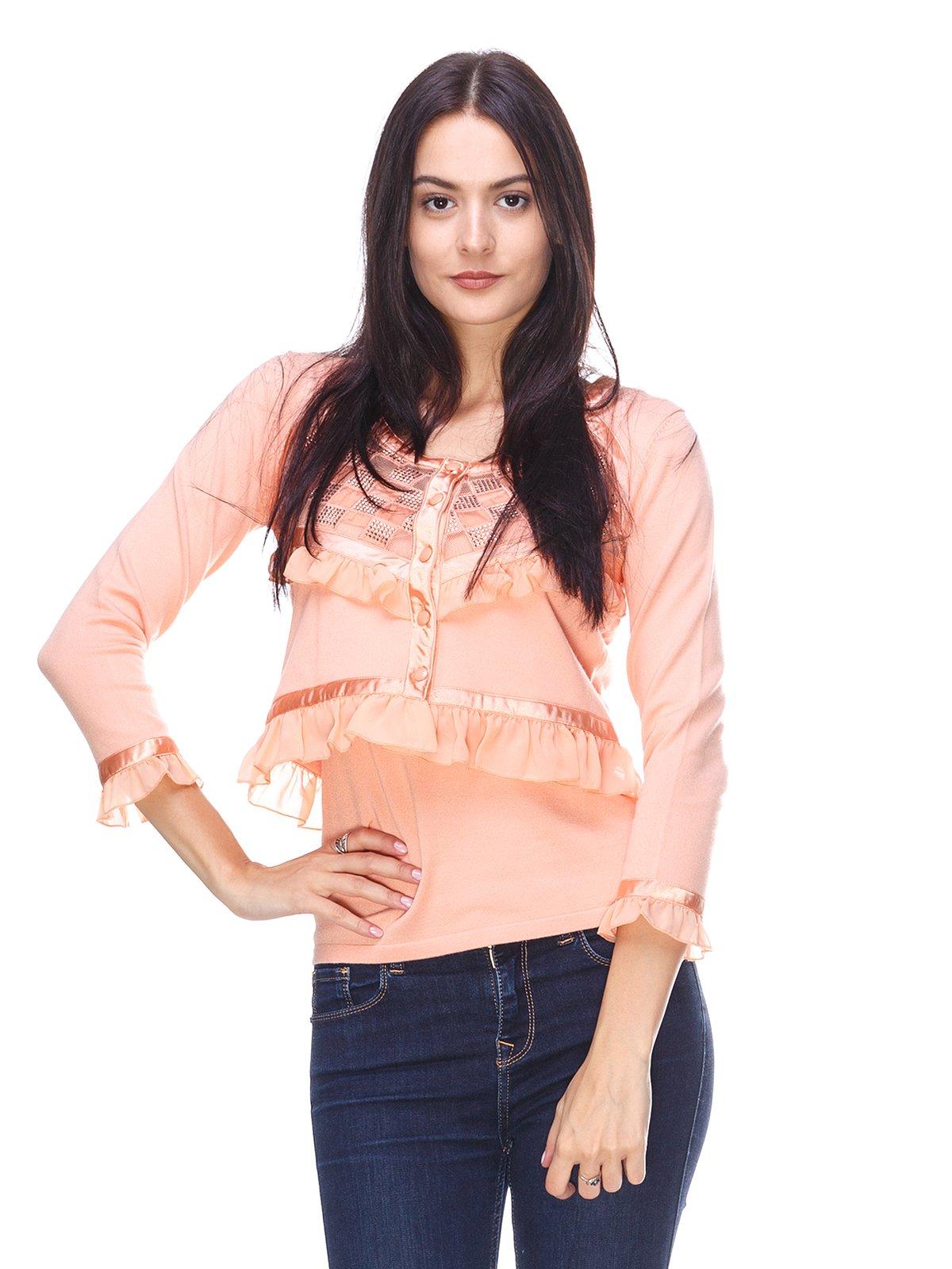 Комплект: жакет і блуза   2316595