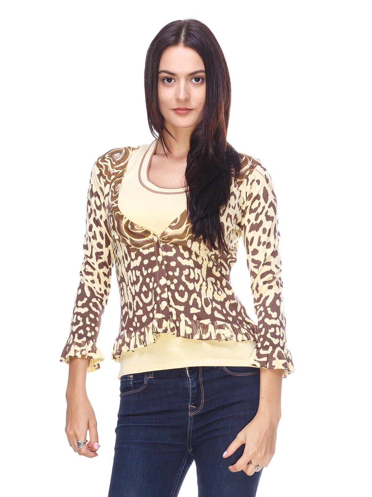 Комплект: жакет и блуза | 2316582