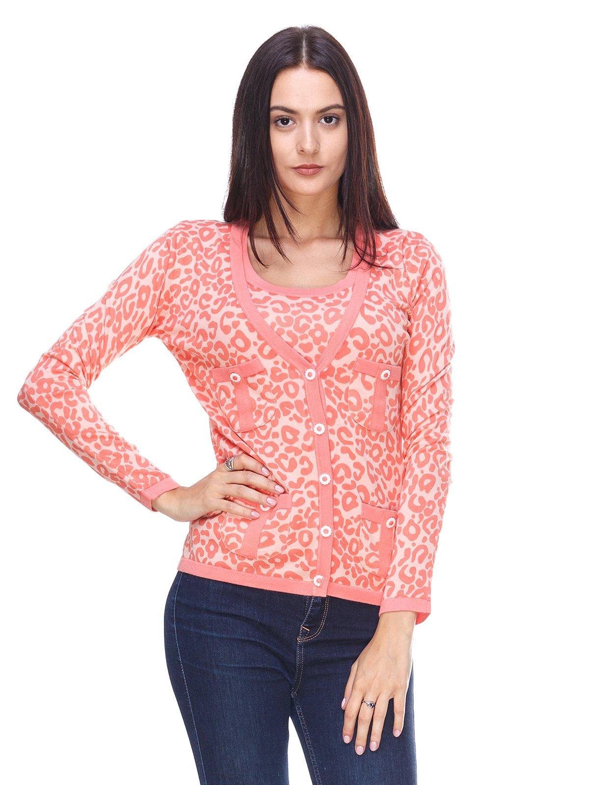 Комплект: кофта и блуза   2591028
