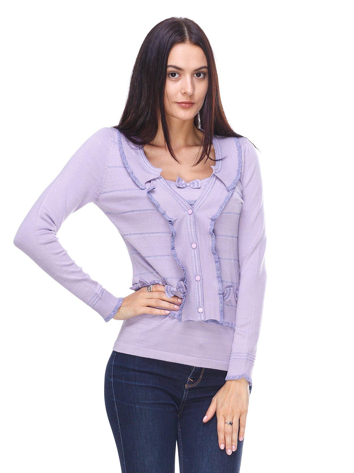 Комплект: кофта и блуза   2316662