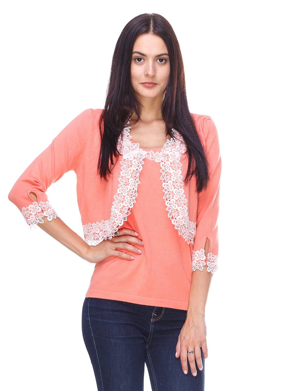 Комплект: болеро і блуза | 2316630