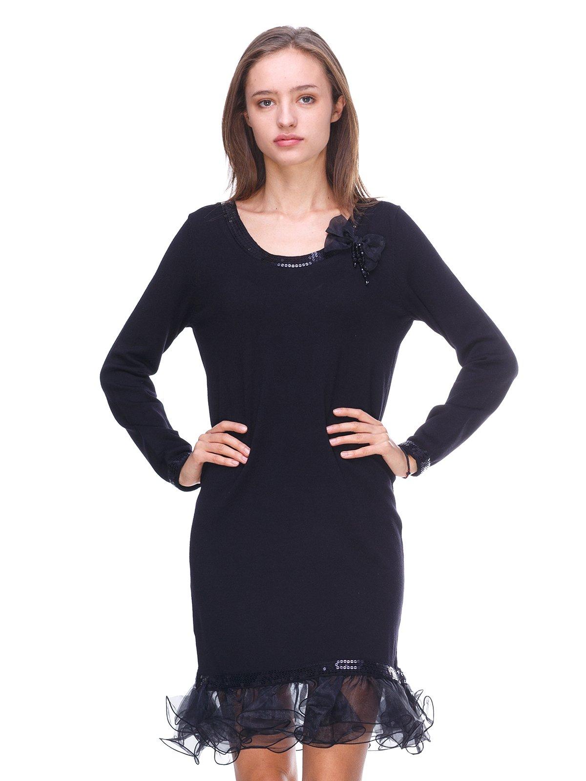 Сукня чорна | 2619352