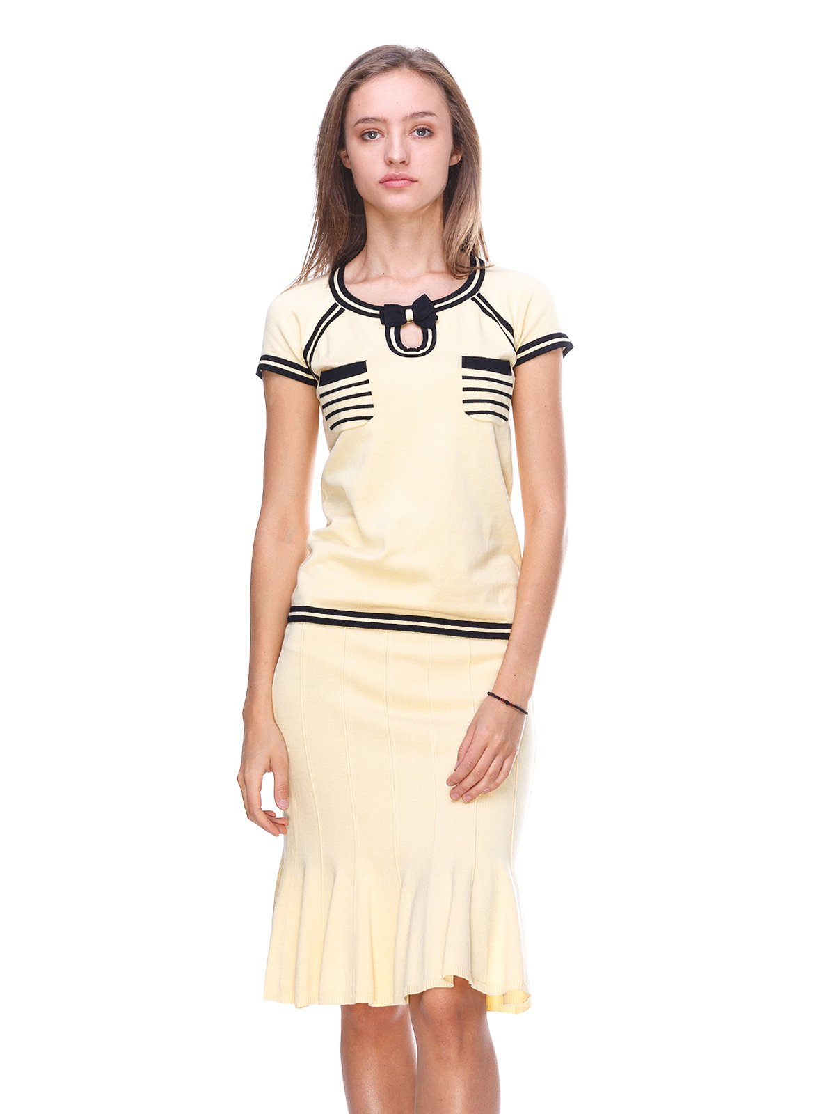 Комплект: блуза і спідниця | 2619257