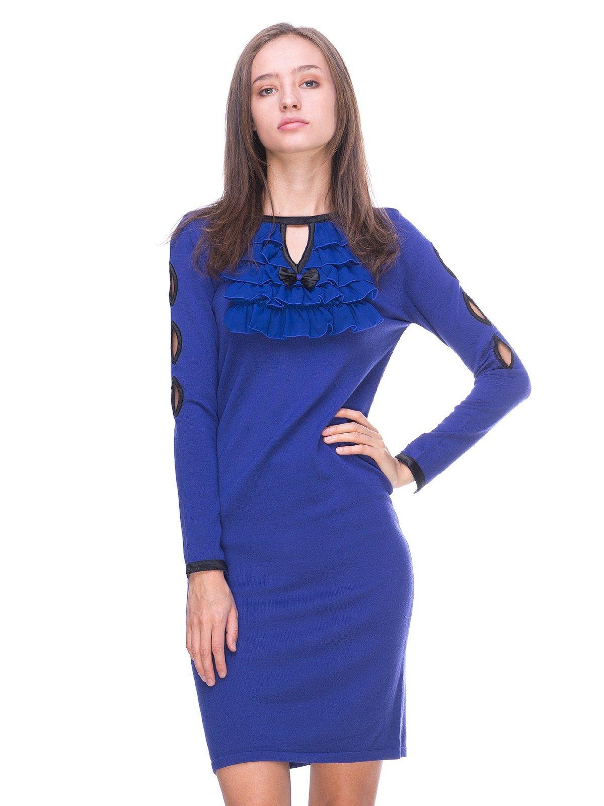 Сукня синя | 2619430