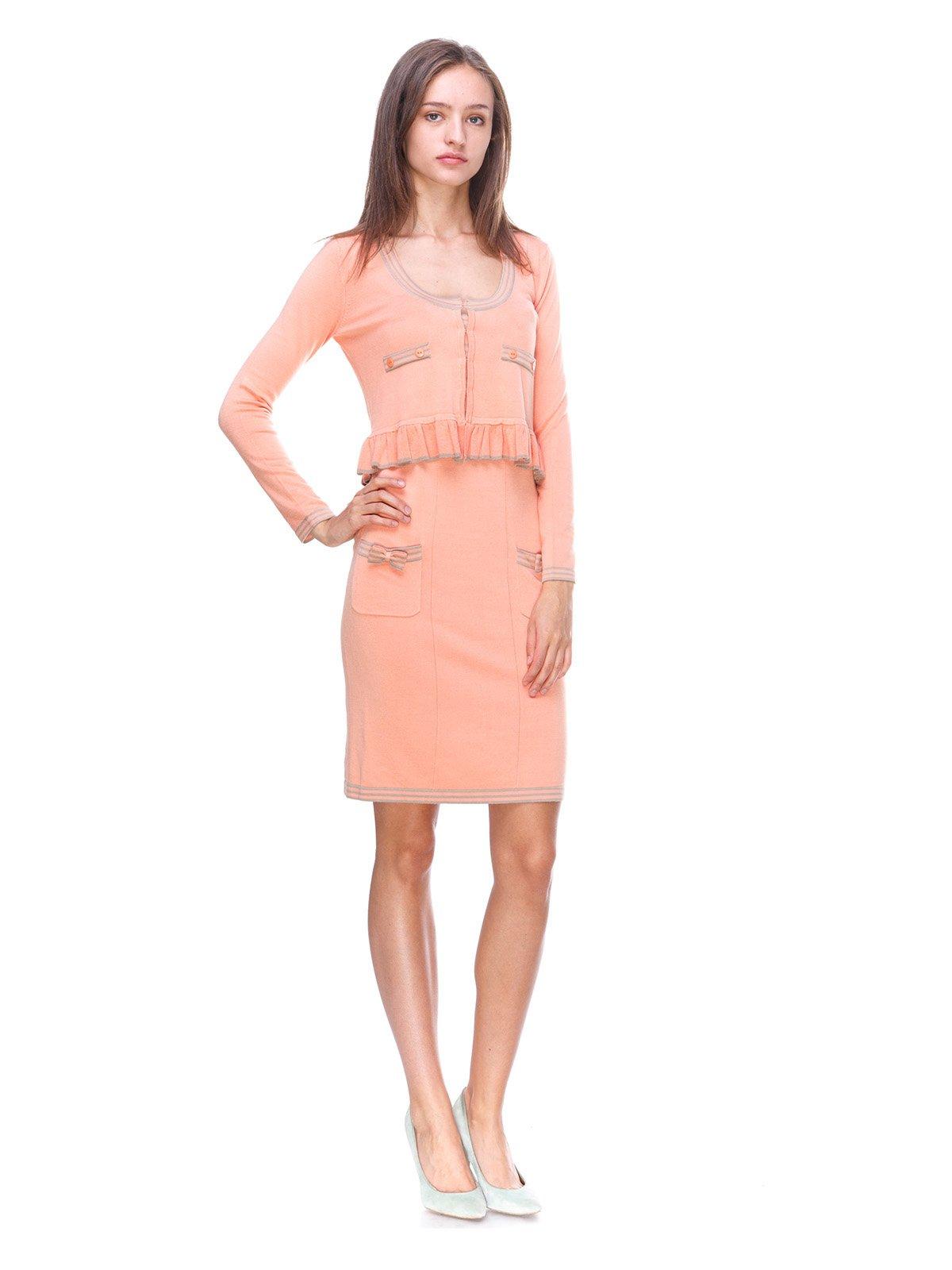 Комплект: жакет и платье | 2619312