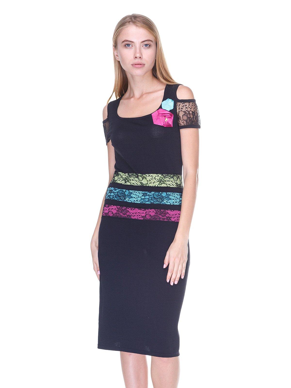 Сукня чорна | 2480953