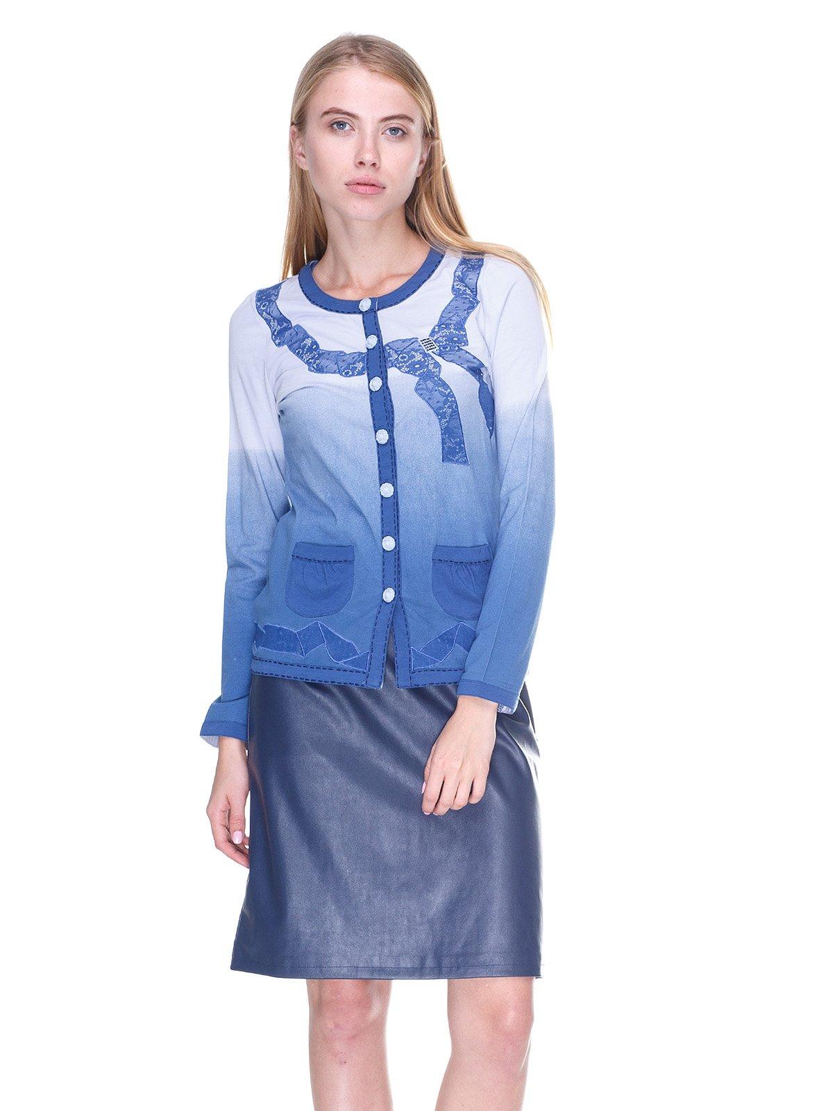Комплект: кофта і блуза | 2316592