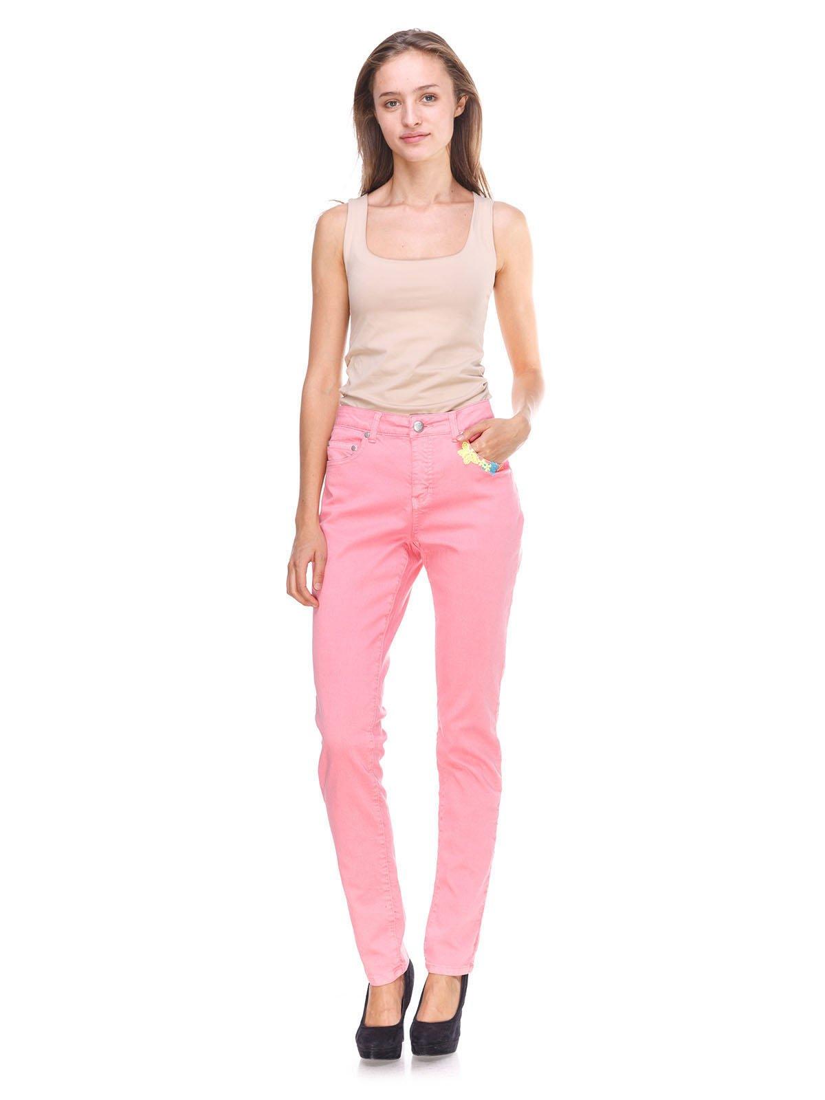 Джинси рожеві | 2434169