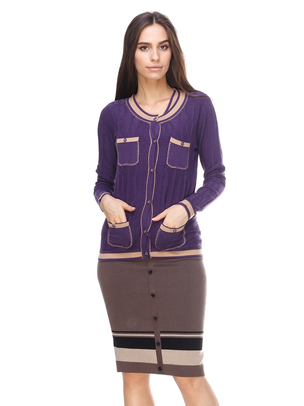 Комплект: кофта і блуза | 2316674