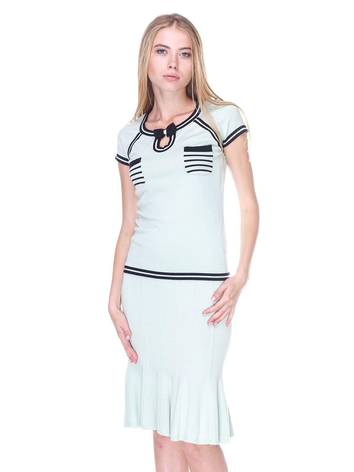 Комплект: блуза і спідниця   2619258