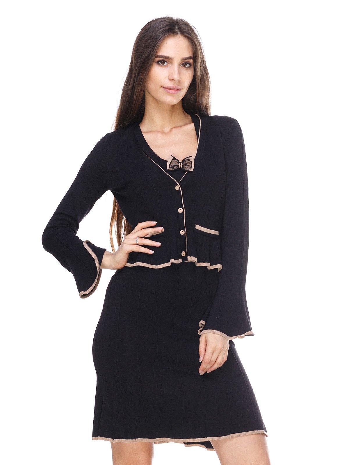 Комплект: кофта и платье | 2619499