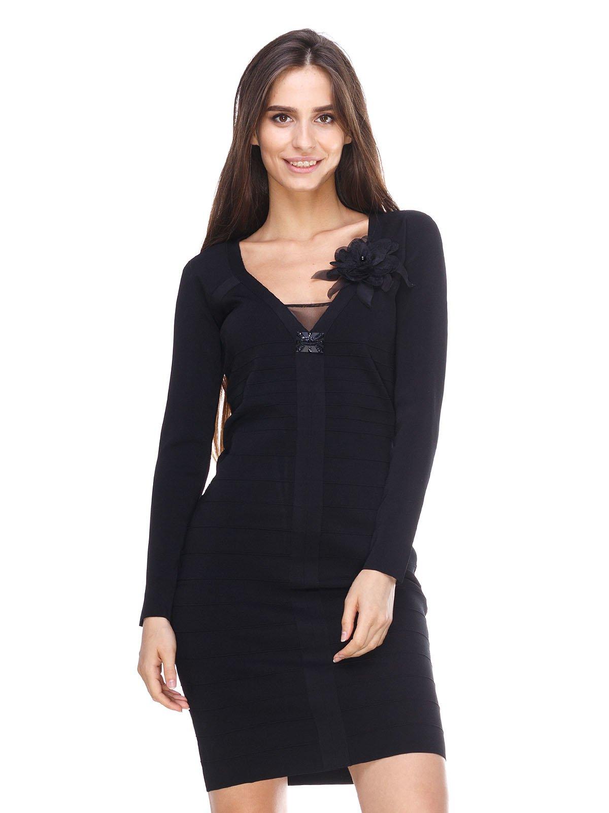 Платье черное | 2635277