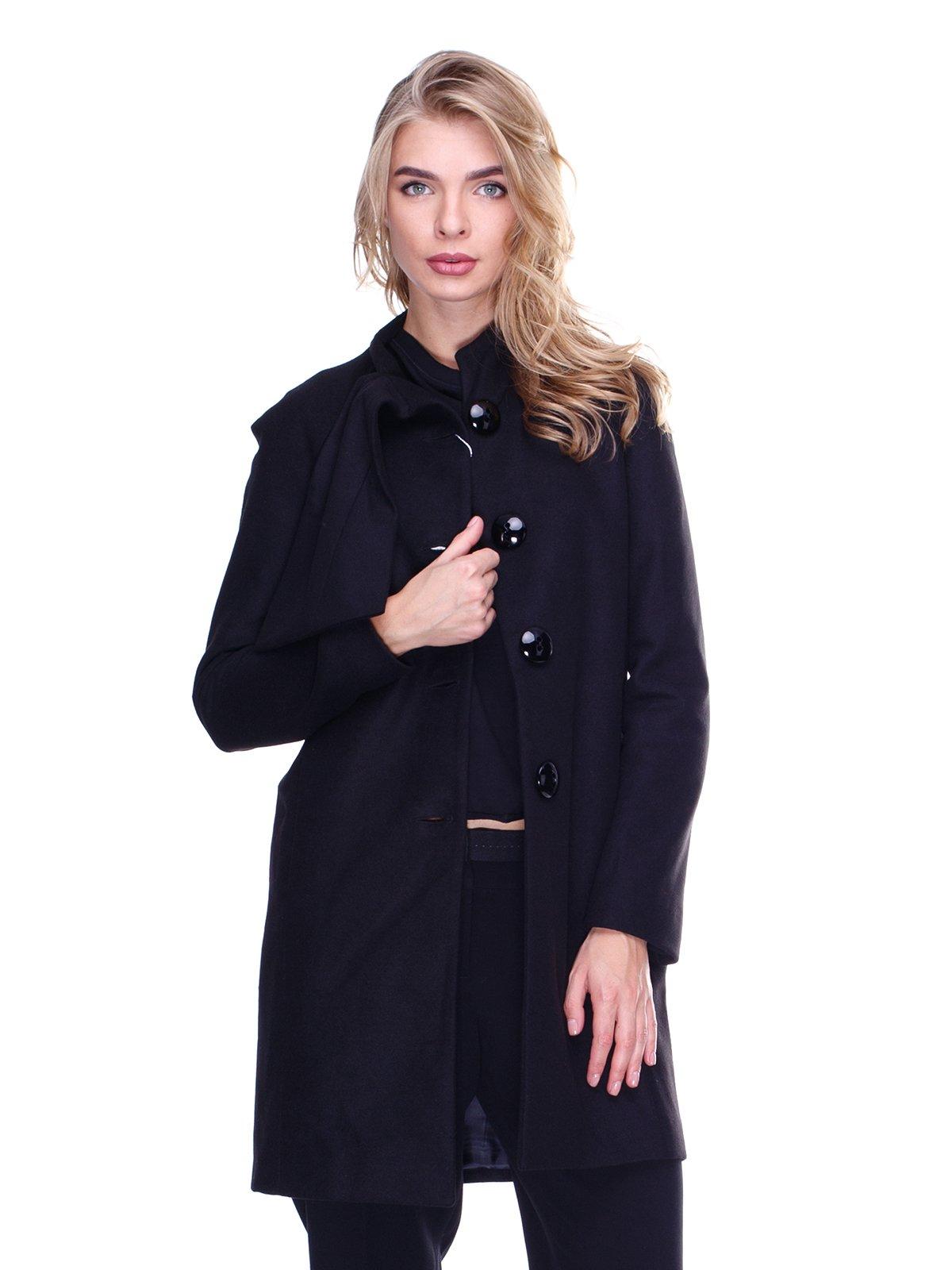 Пальто черное | 2638709