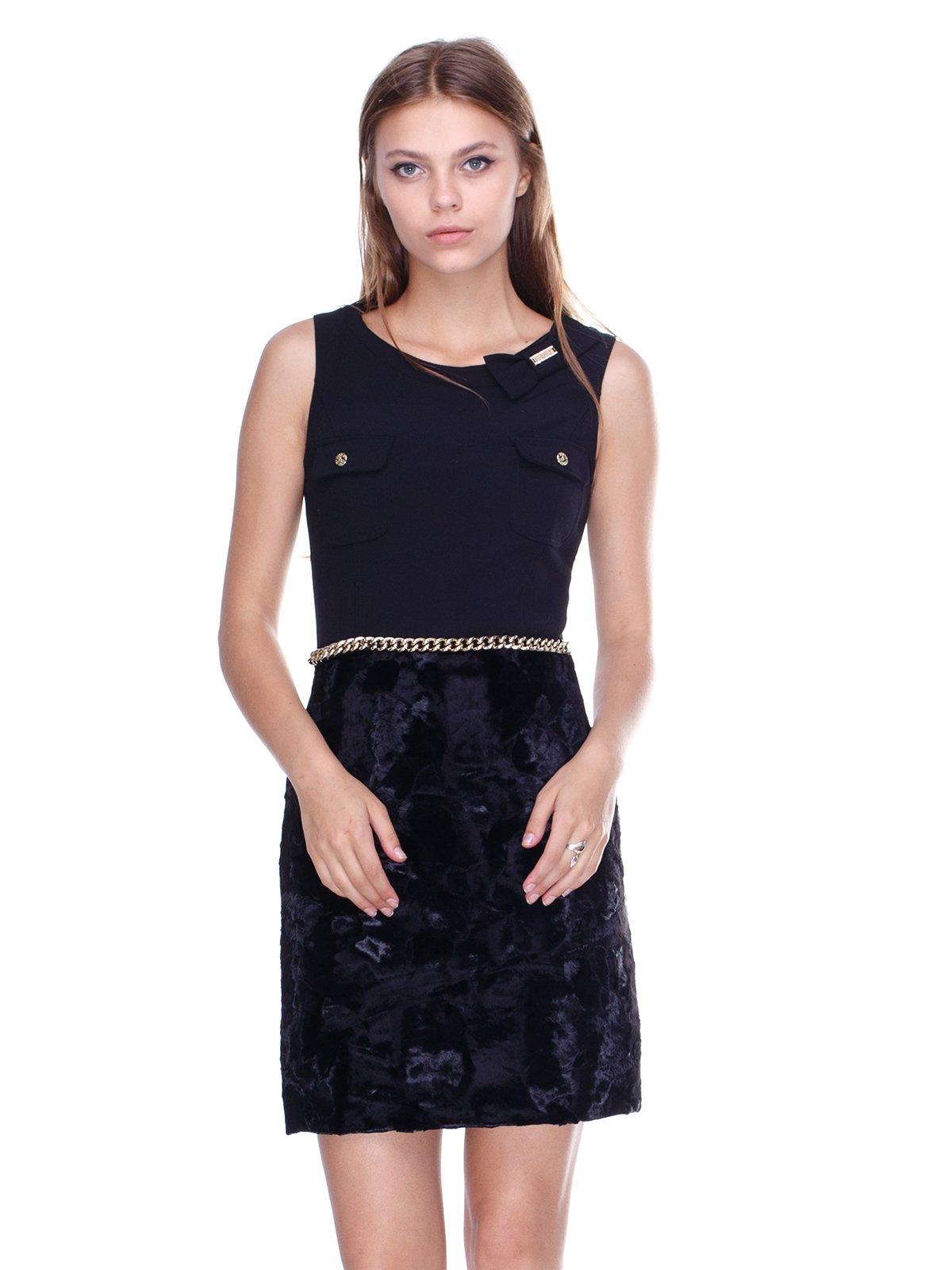 Платье черное | 2638633