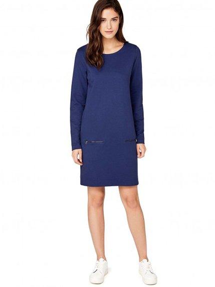 Платье синее | 2637044