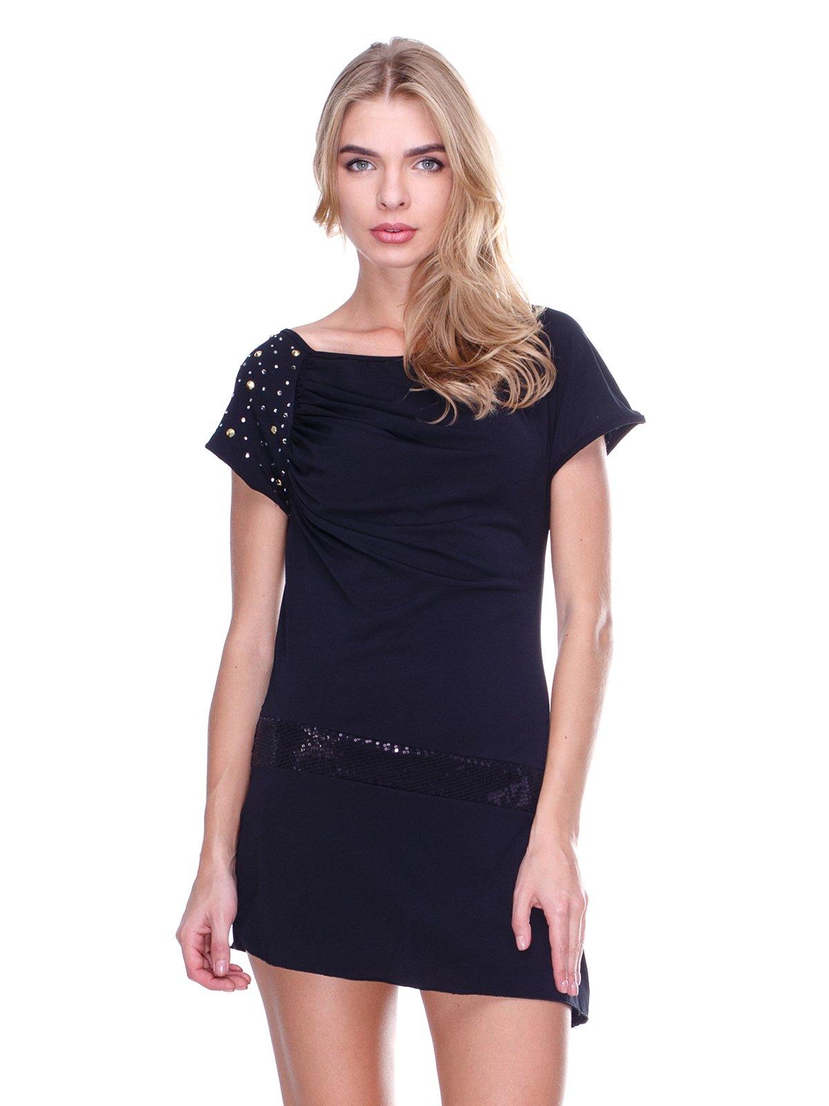 Платье черное | 2638756