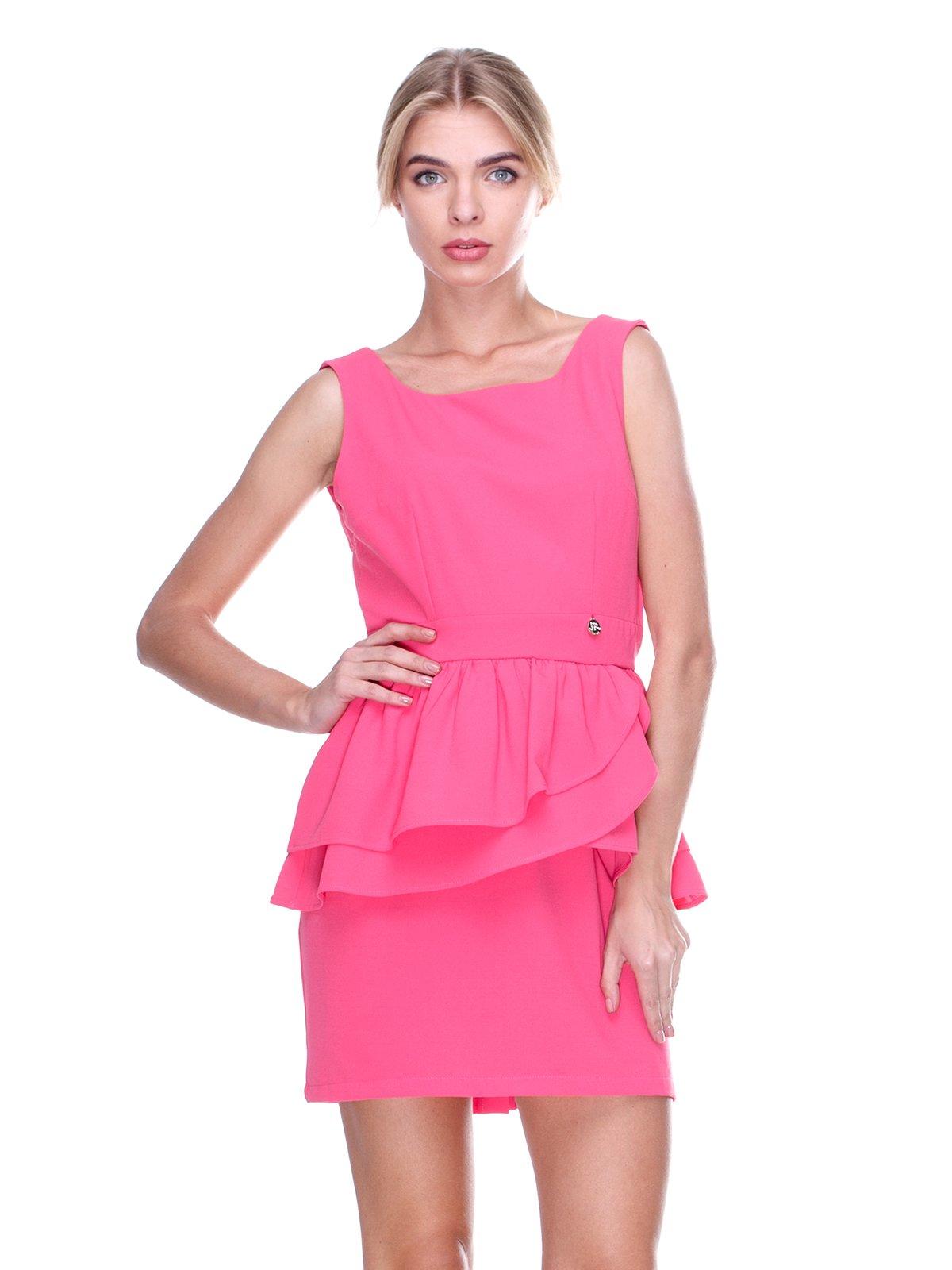 Платье коралловое   2638564