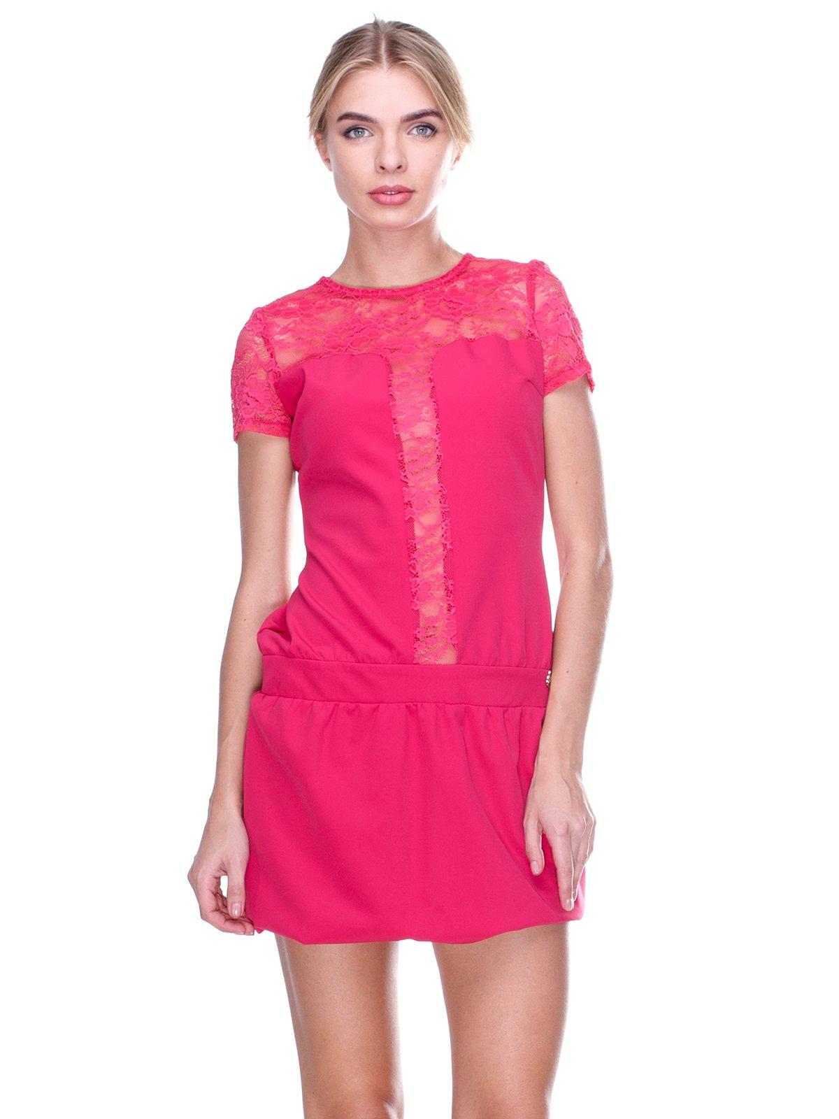 Платье коралловое | 2638541