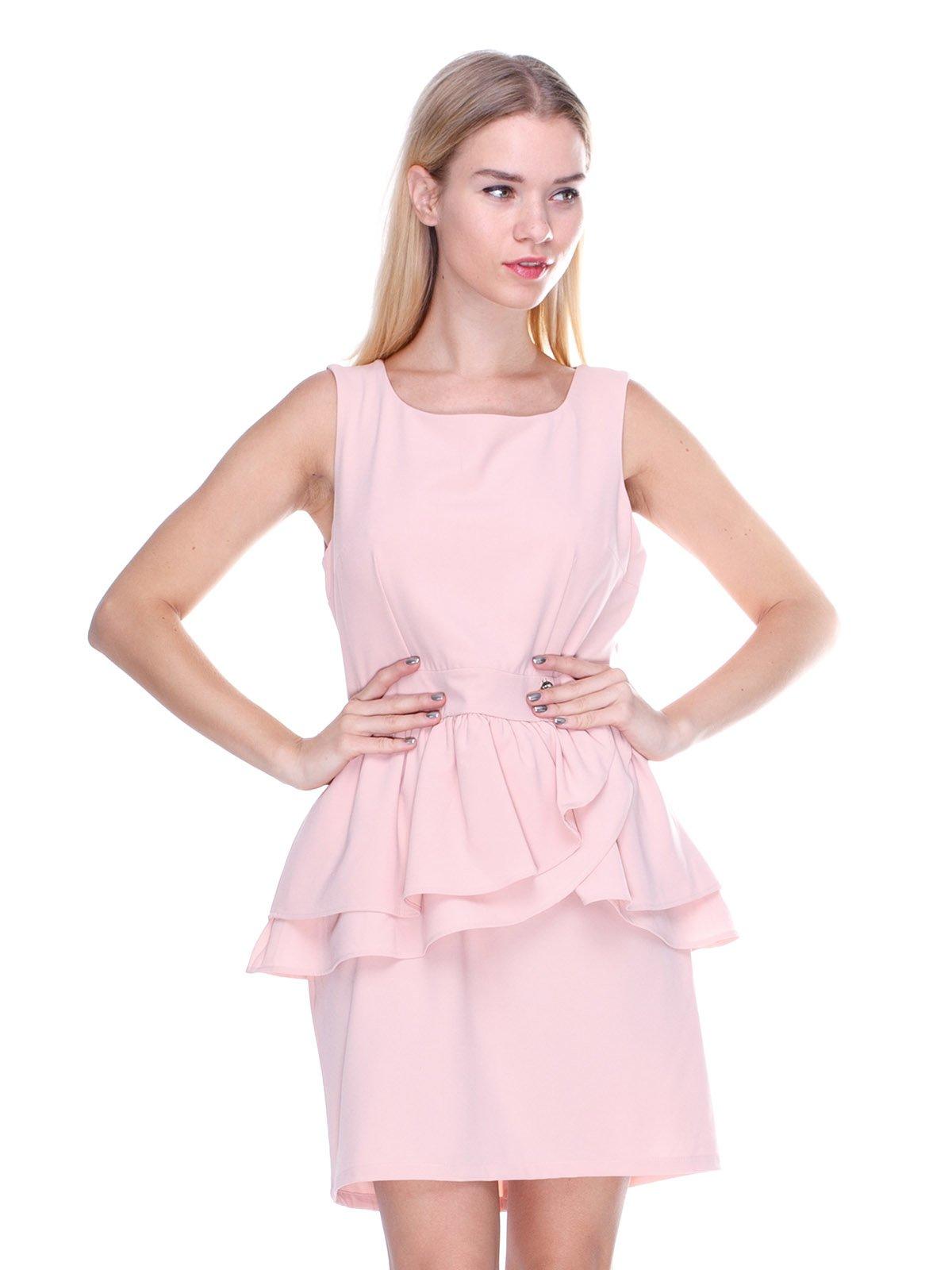 Платье бежевое | 2638563