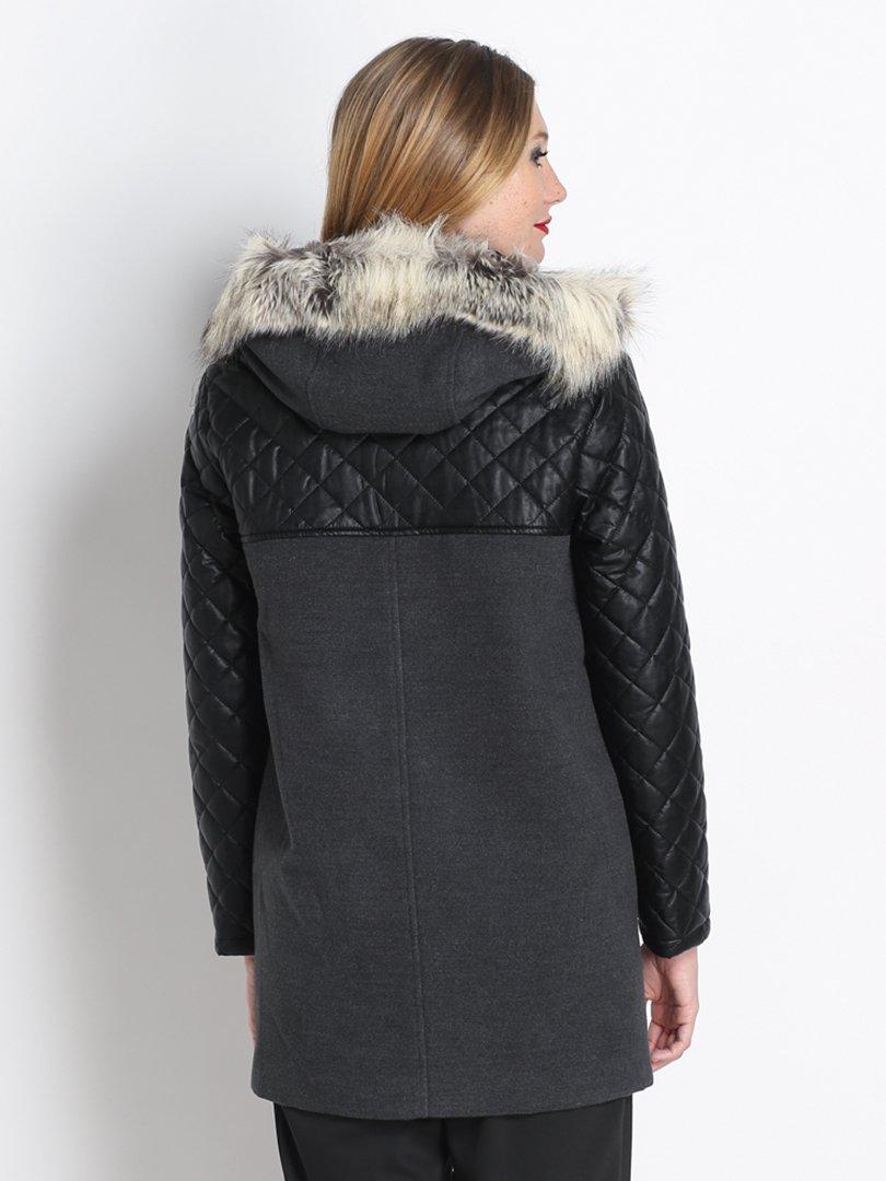 Пальто черное | 2660727 | фото 2