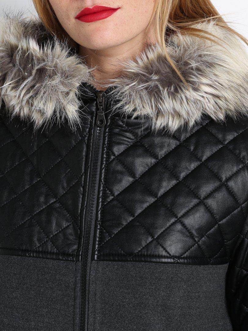 Пальто черное | 2660727 | фото 3