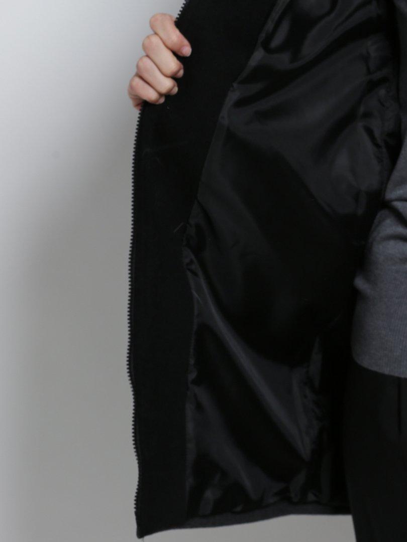 Пальто черное | 2660727 | фото 5