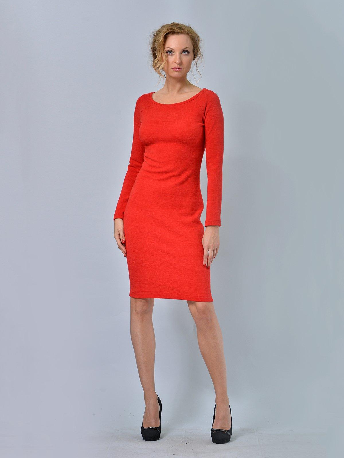 Платье красное | 2660200