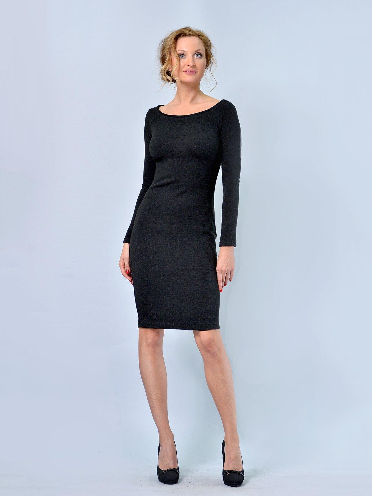 Платье черное   2660204