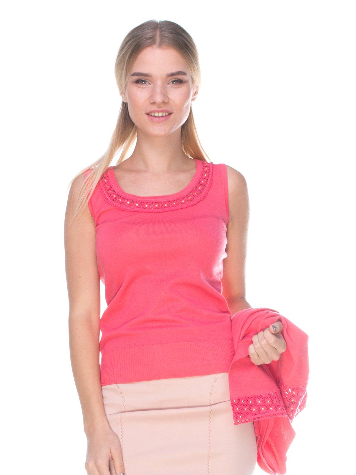 Комплект: кофта і блуза | 2627848