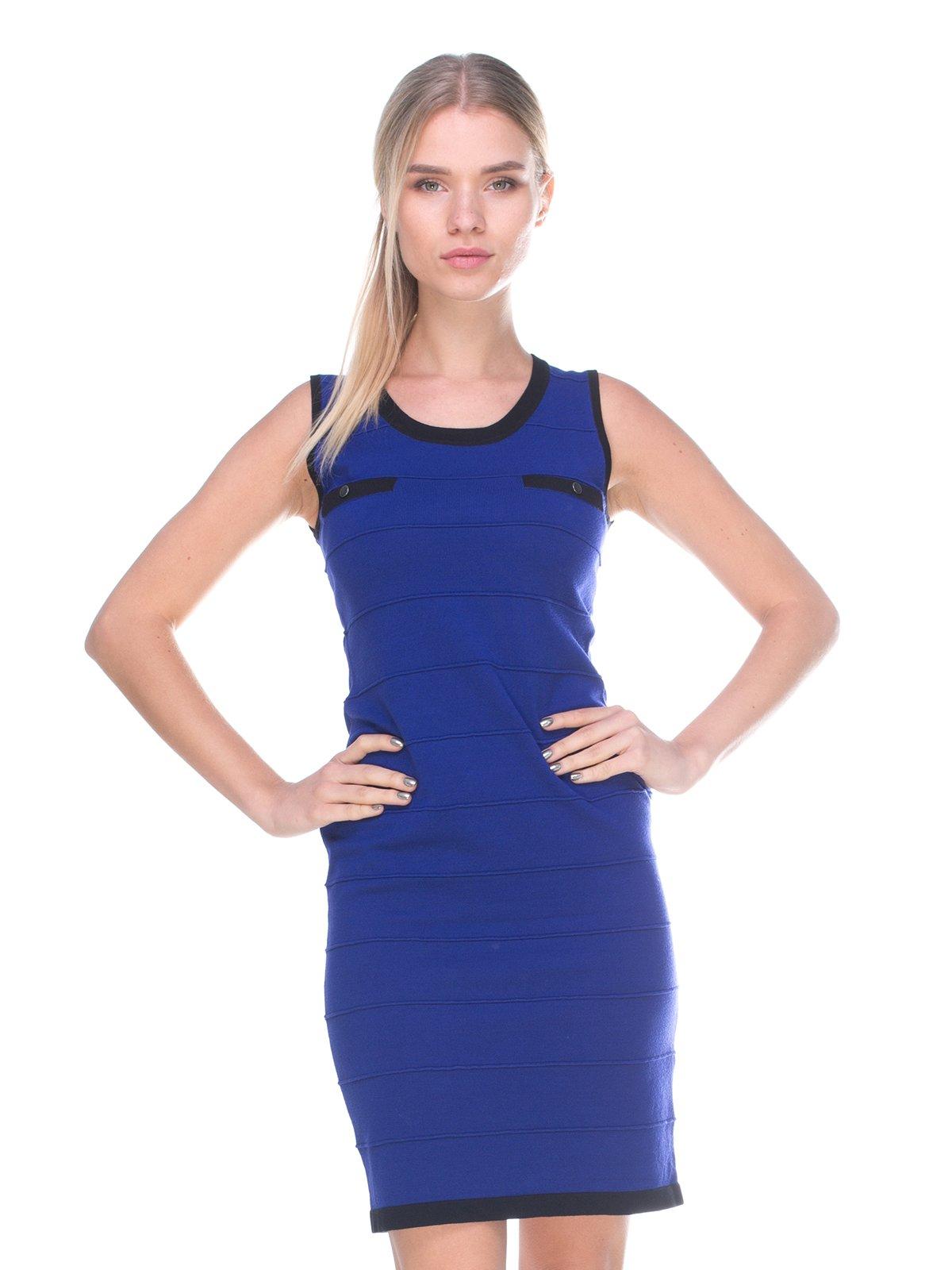 Платье синее   2627954