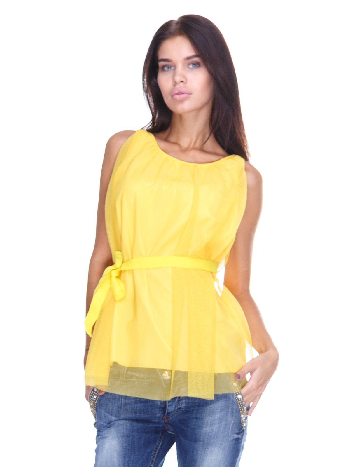Блуза желтая   2645144