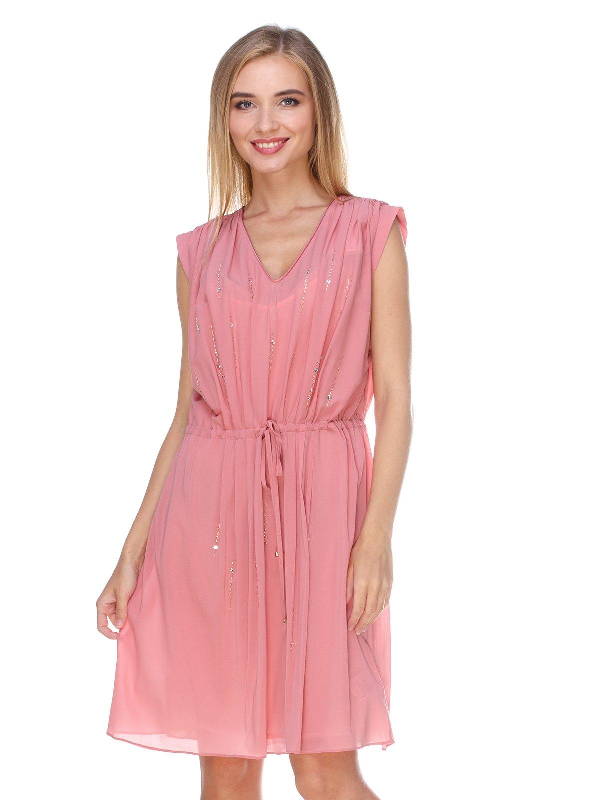 Сукня рожева | 2591003