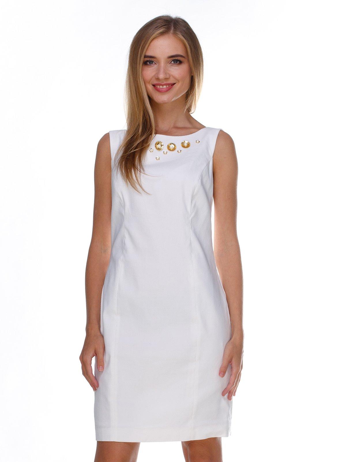 Платье белое   2591004