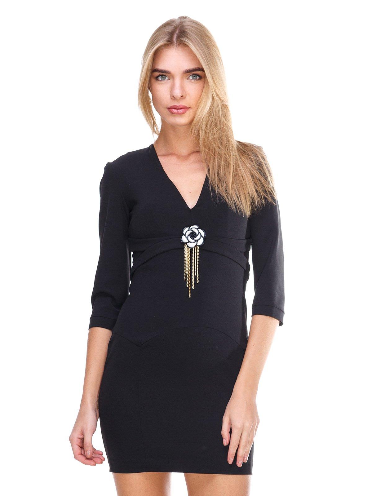 Платье черное | 2638723