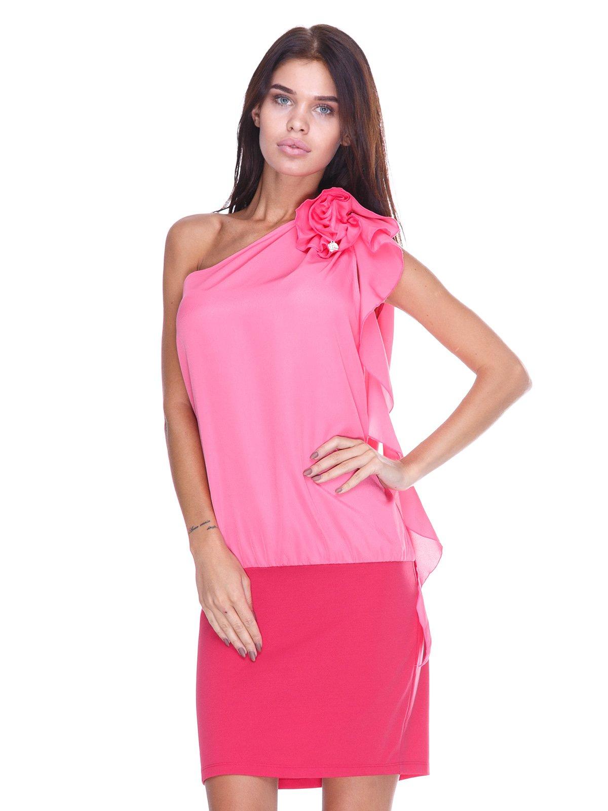 Платье розовое | 2638498