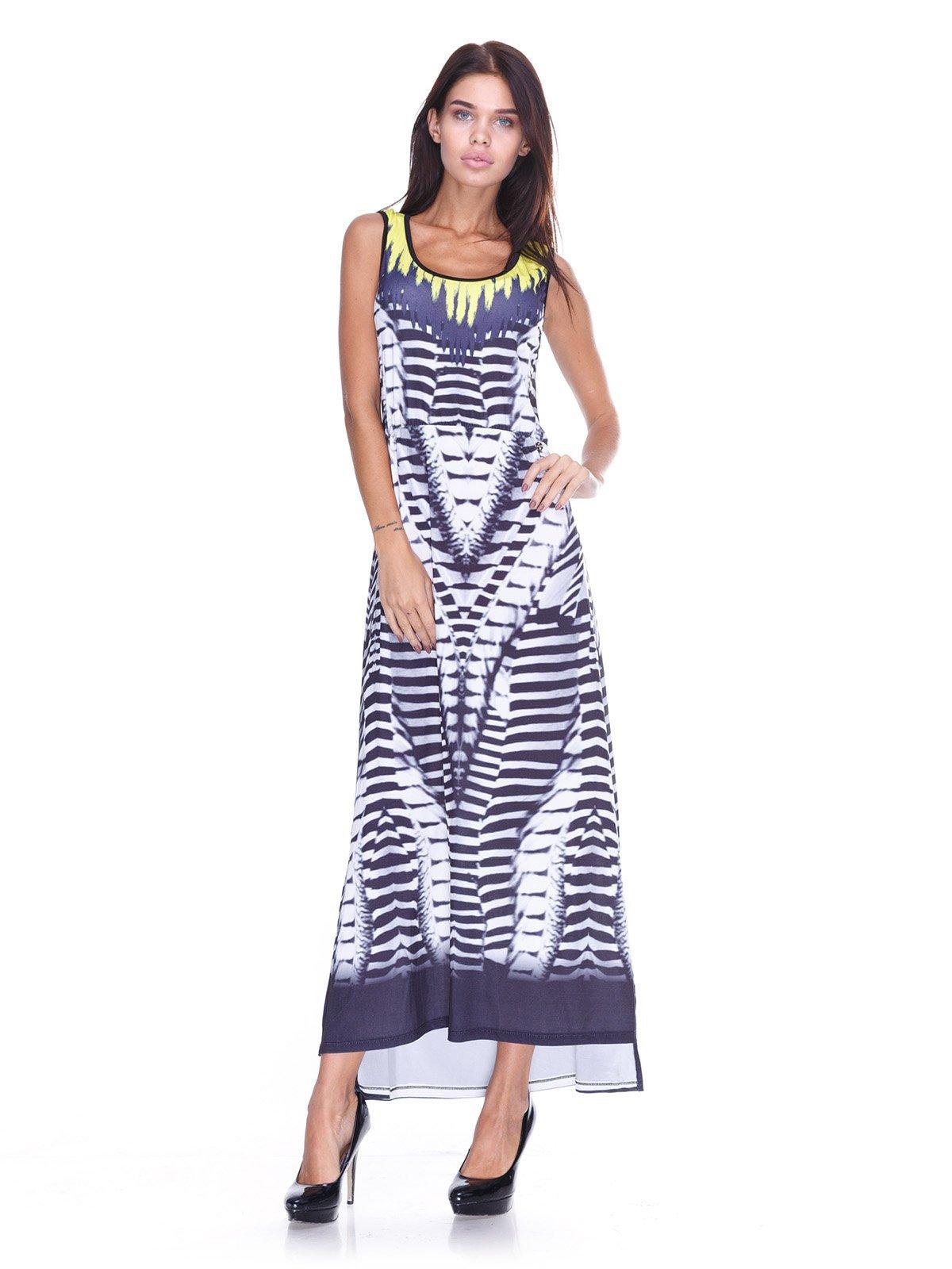 Платье серое | 2638698