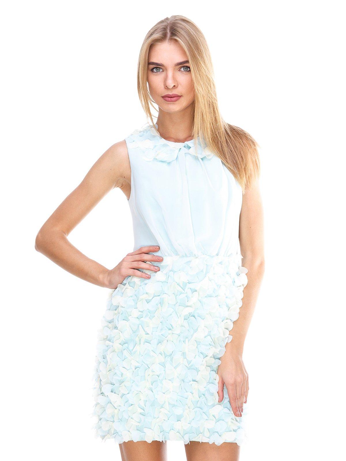 Платье голубое   2638501