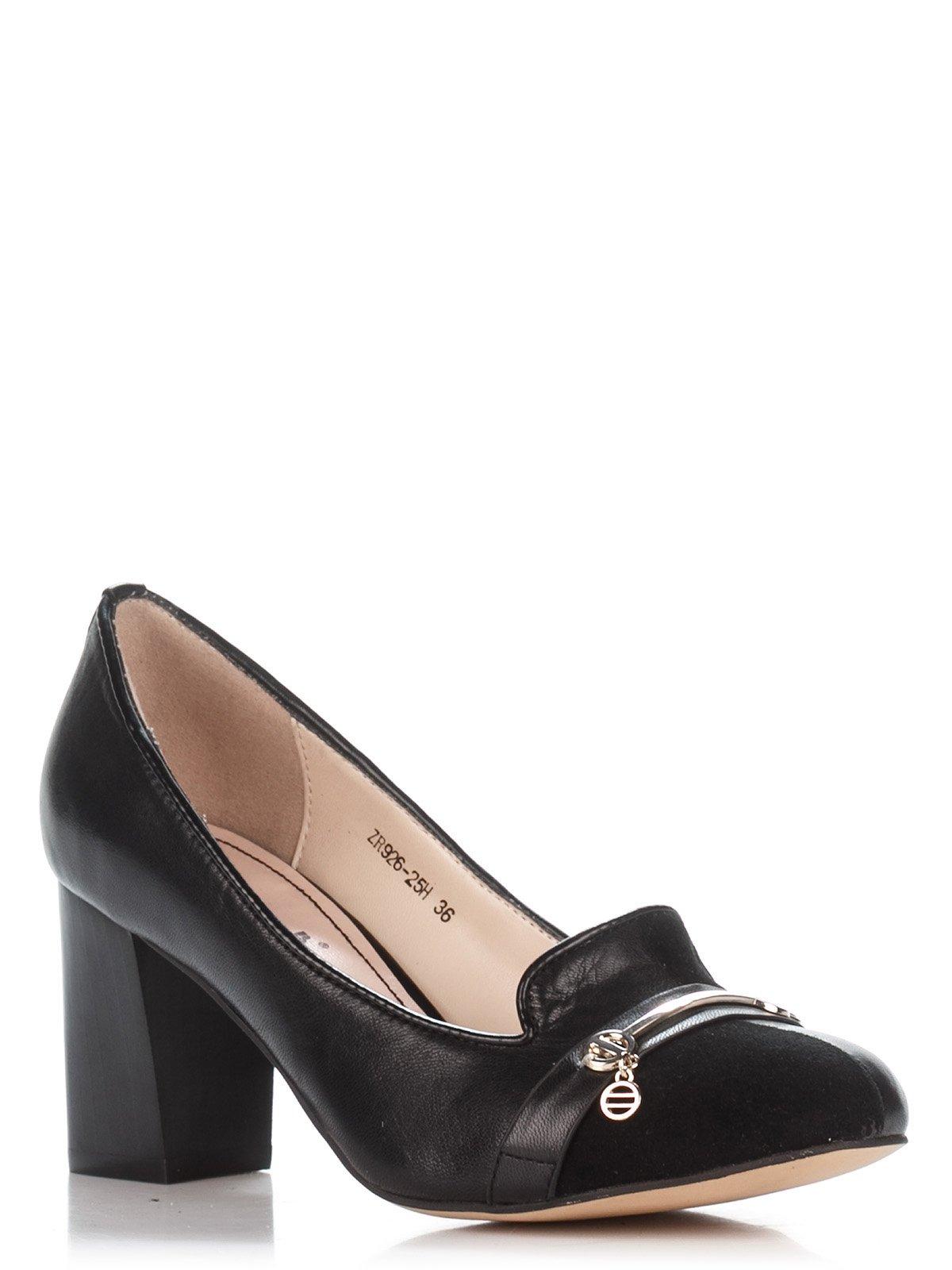 Туфли черные | 2671636