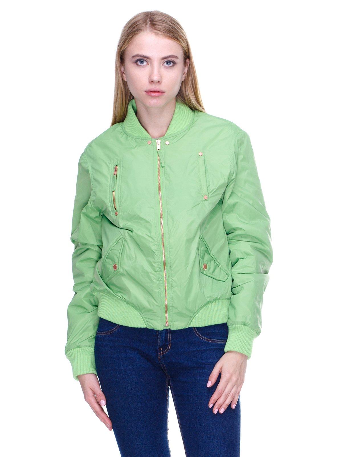 Куртка салатовая   2658505
