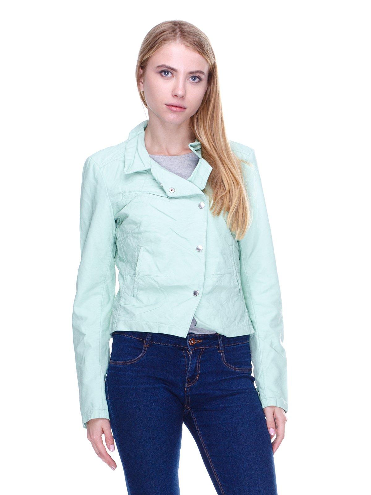 Куртка светло-зеленая | 2658490