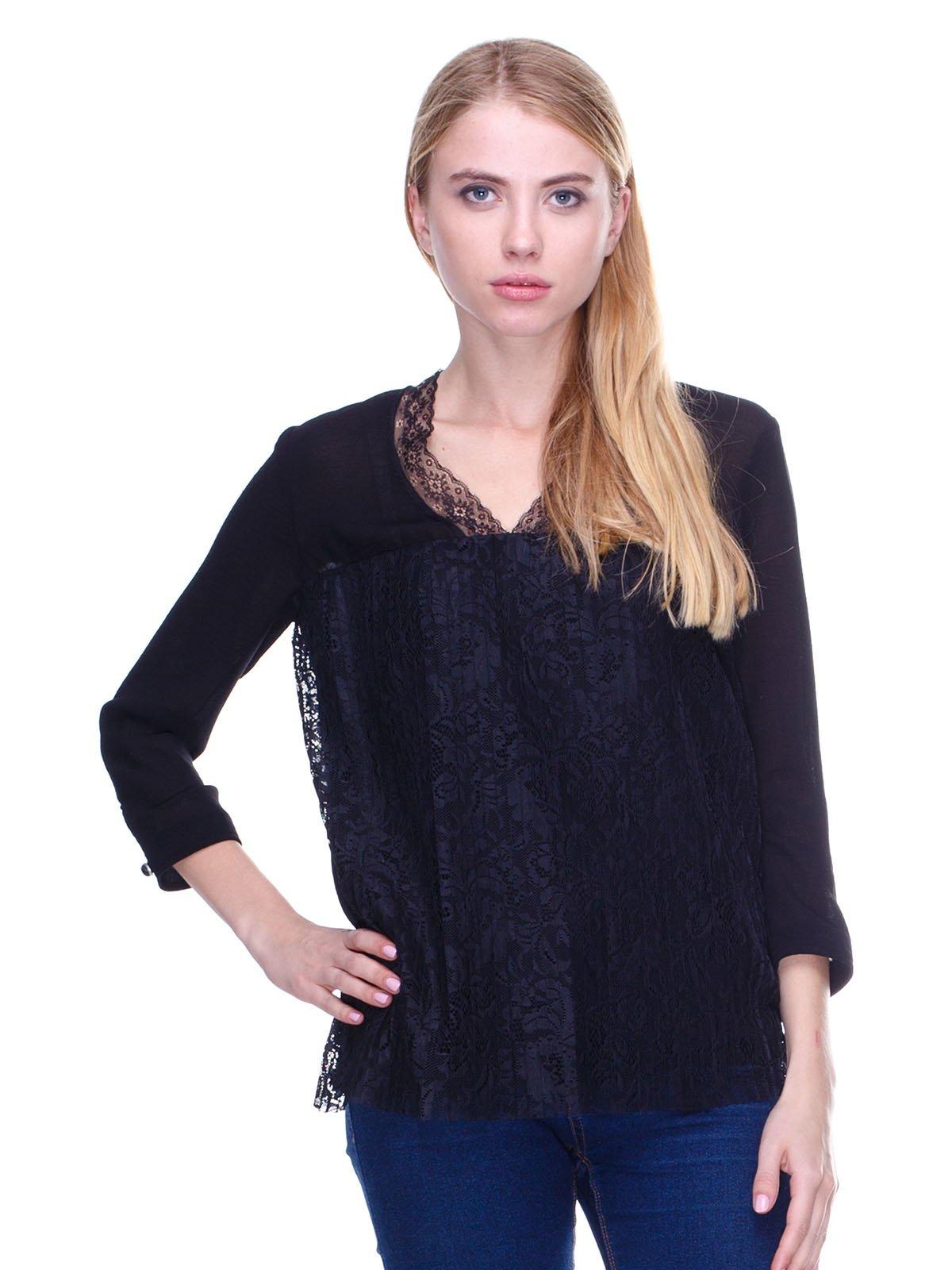 Блуза черная   2659991