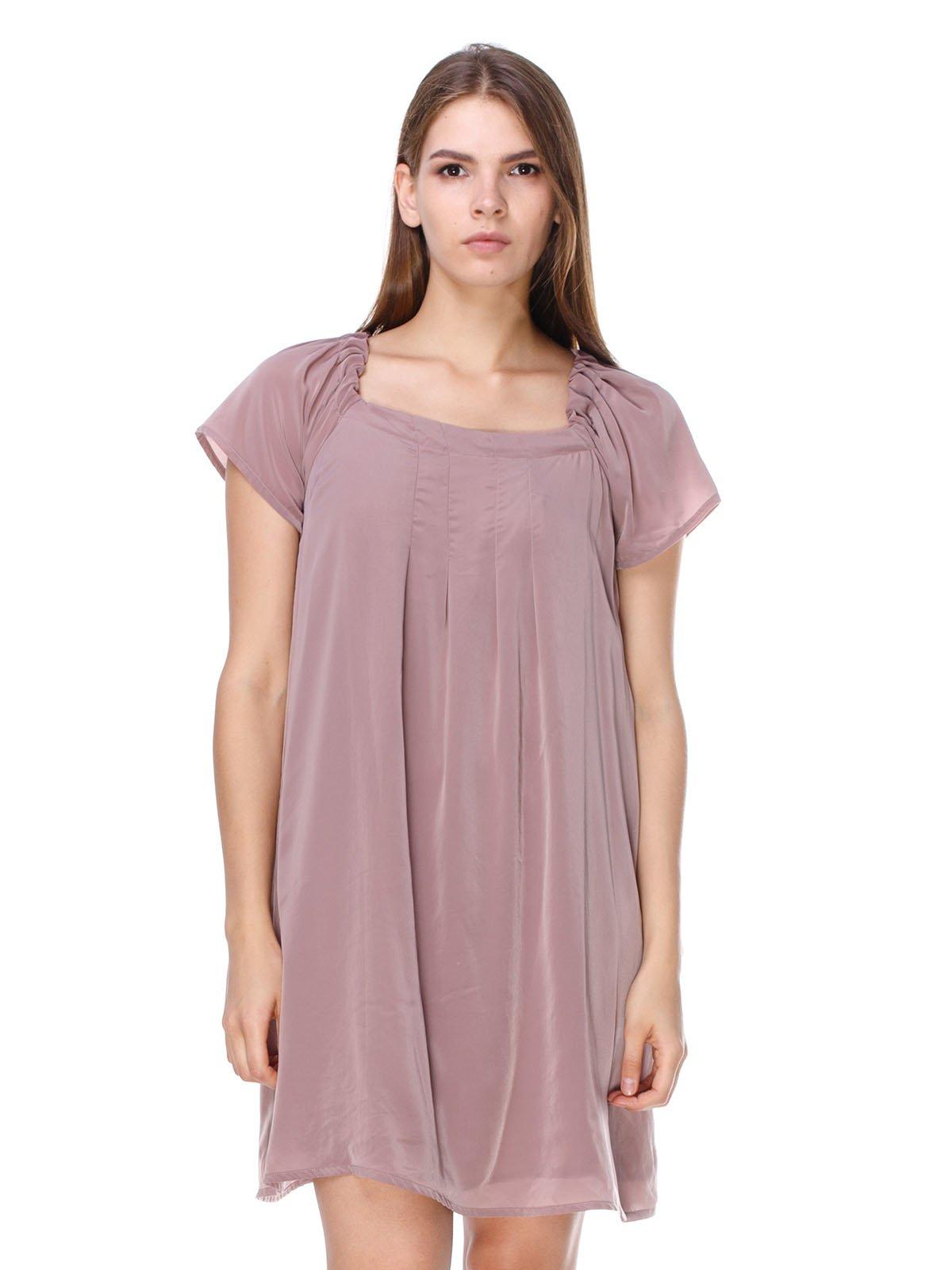Платье бежевое | 2659980