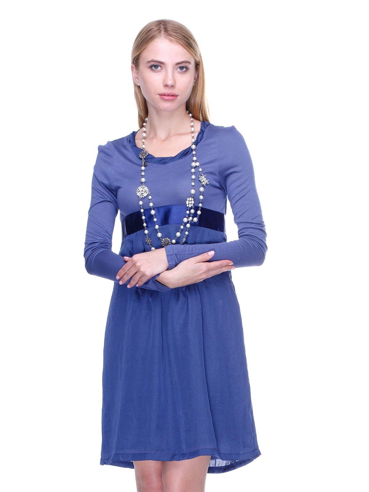 Платье синее | 2660007