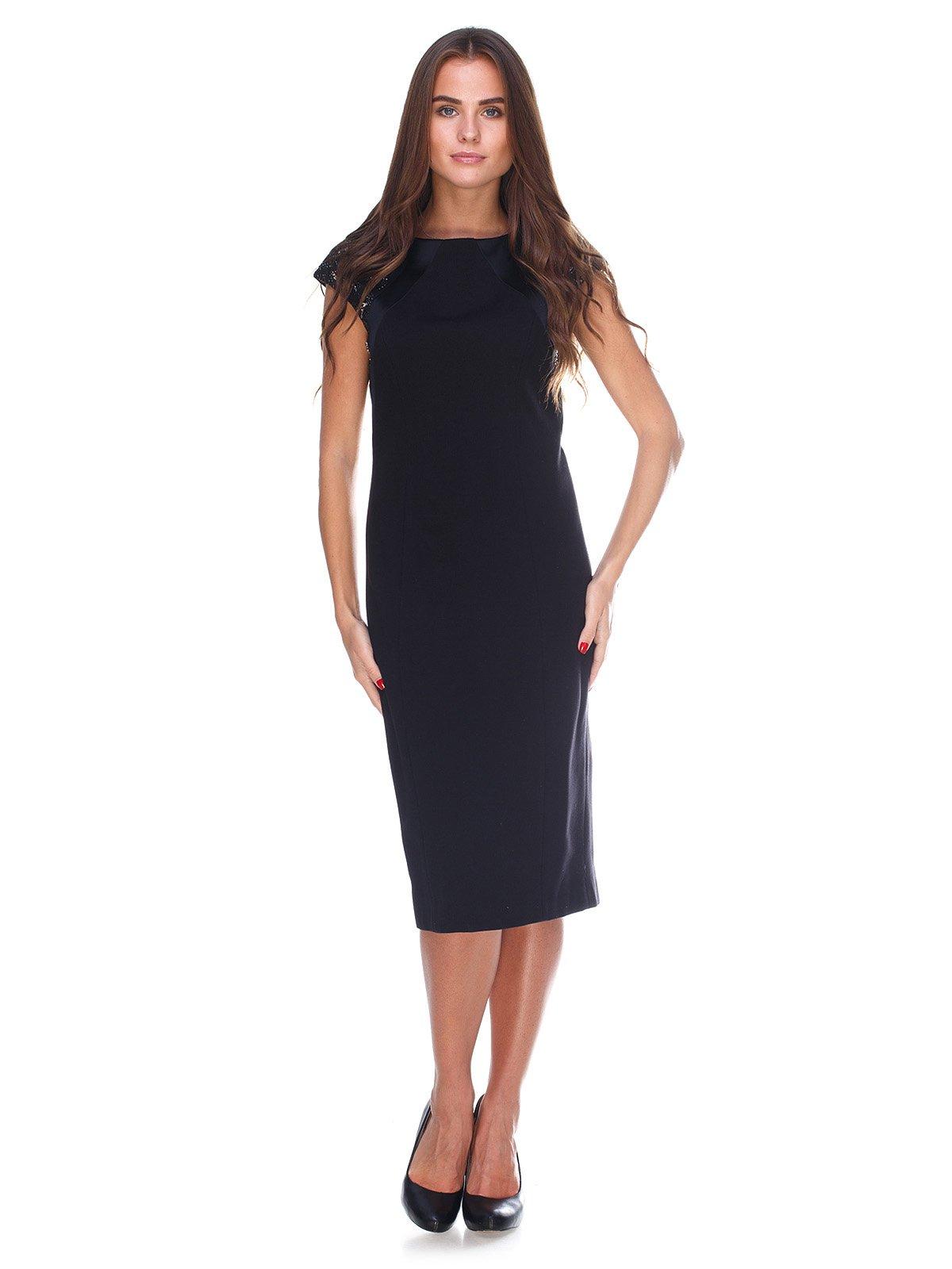 Платье черное | 2640596