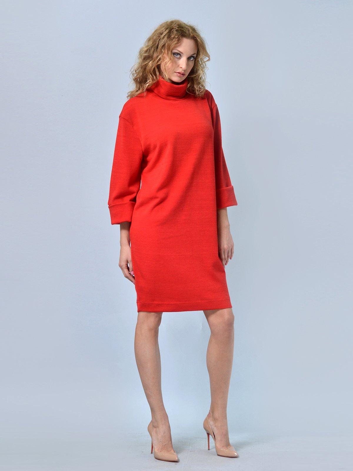 Платье красное | 2678961 | фото 2