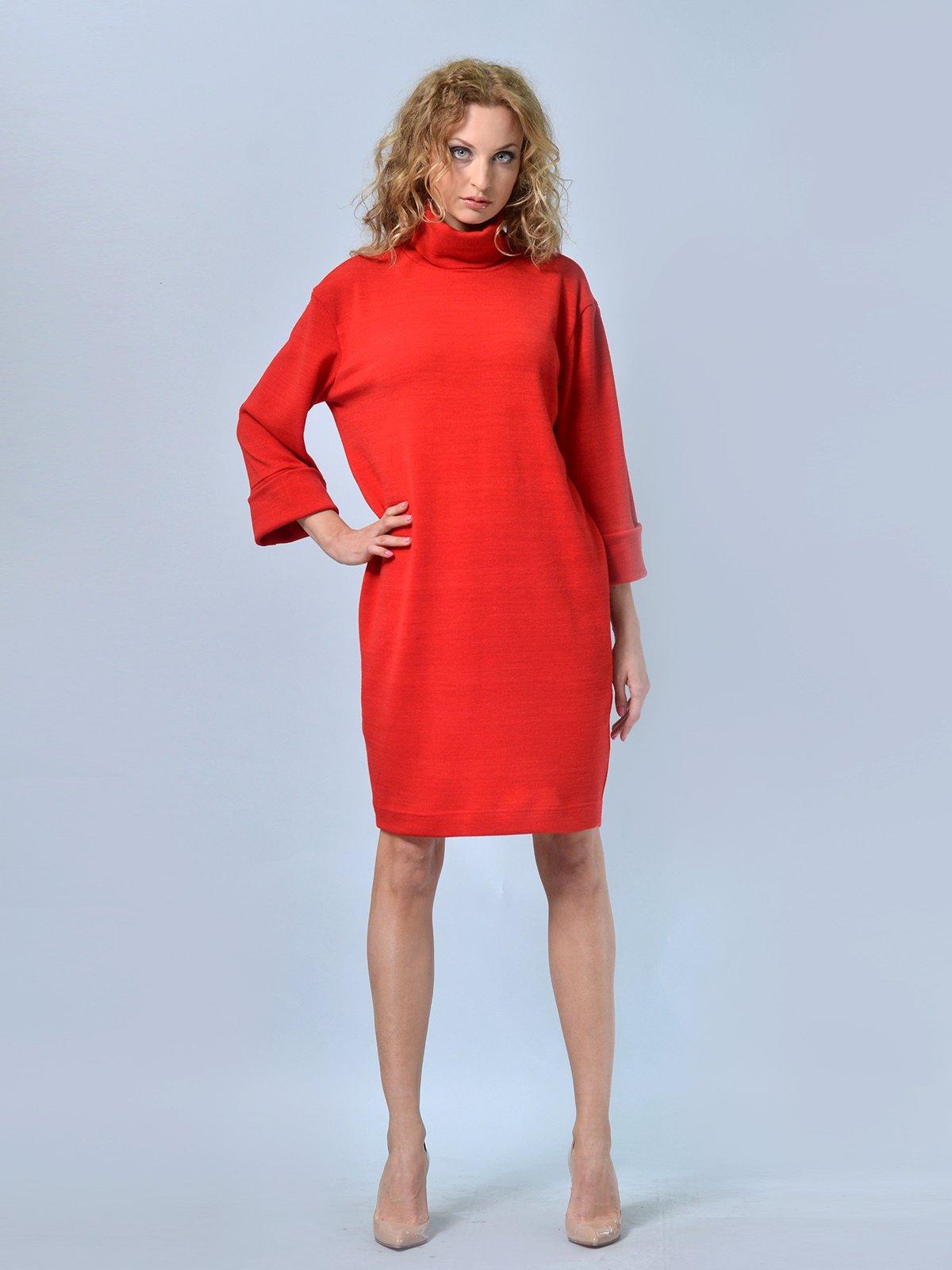 Платье красное | 2678961 | фото 3