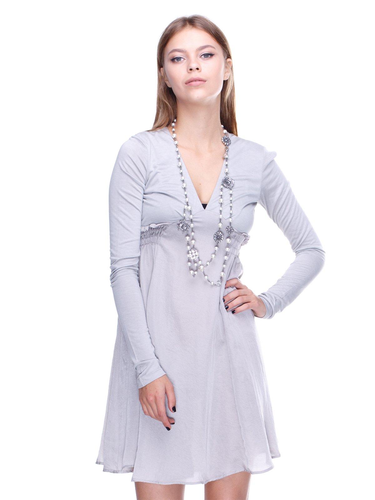 Платье серое | 2659969