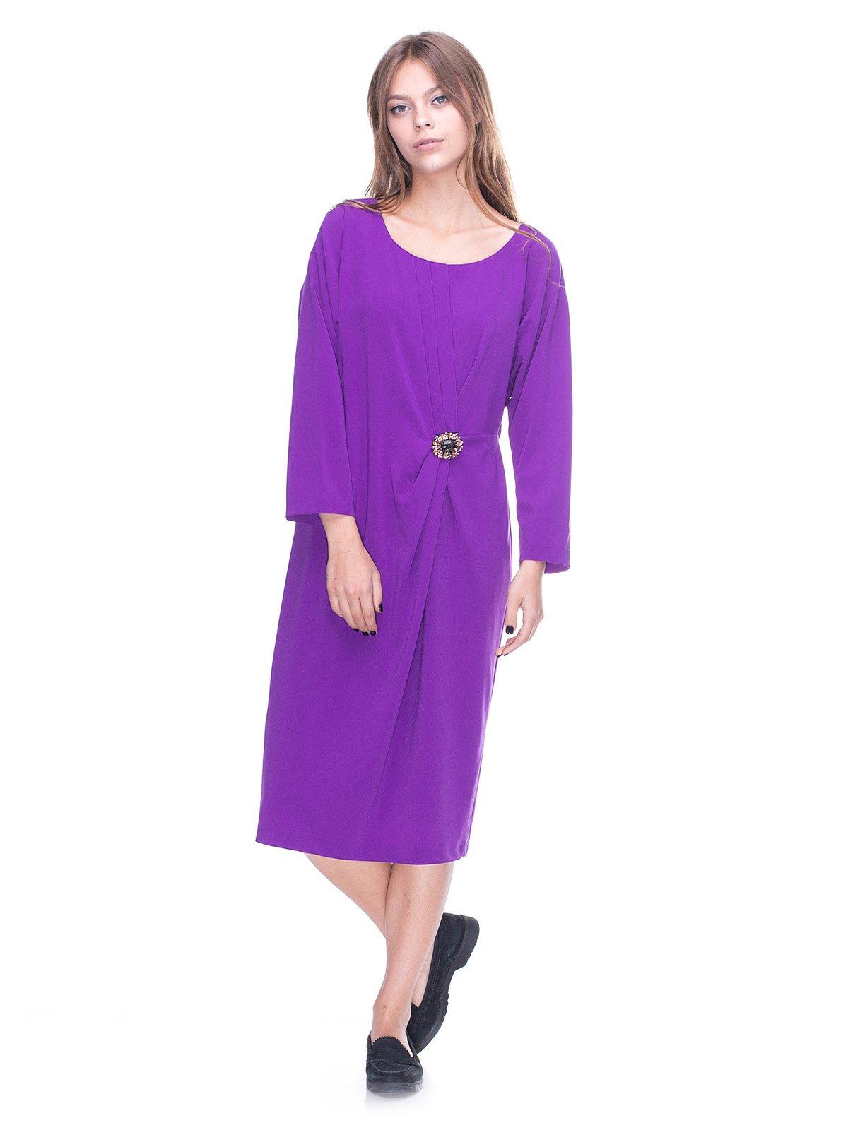 Платье фиолетовое | 2640543