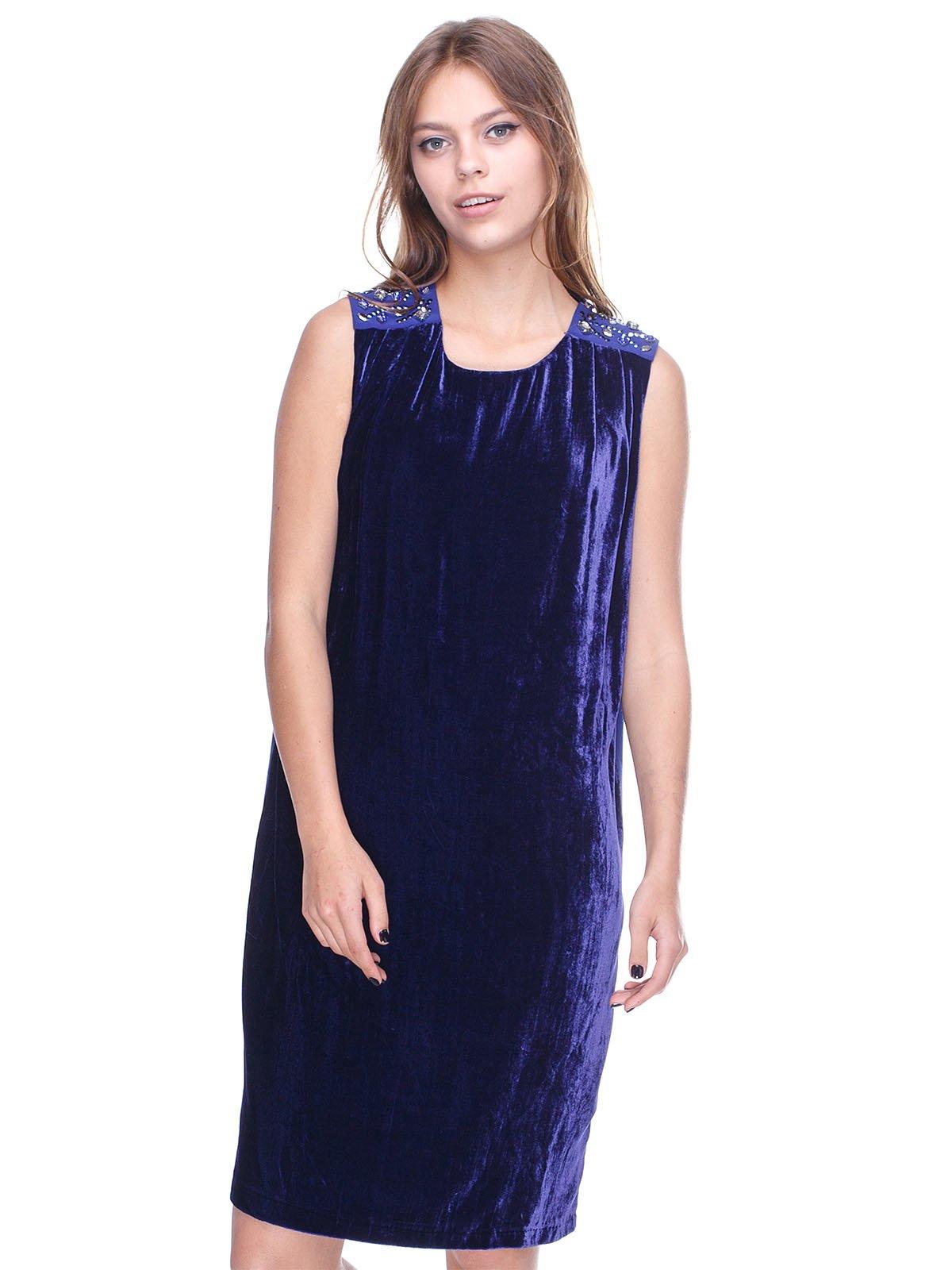 Платье фиолетовое | 2640569